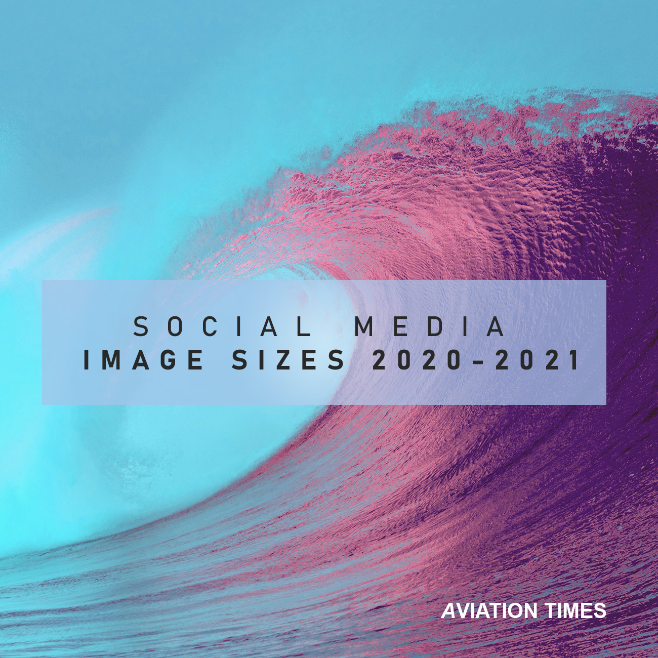 Social Media Post Sizes